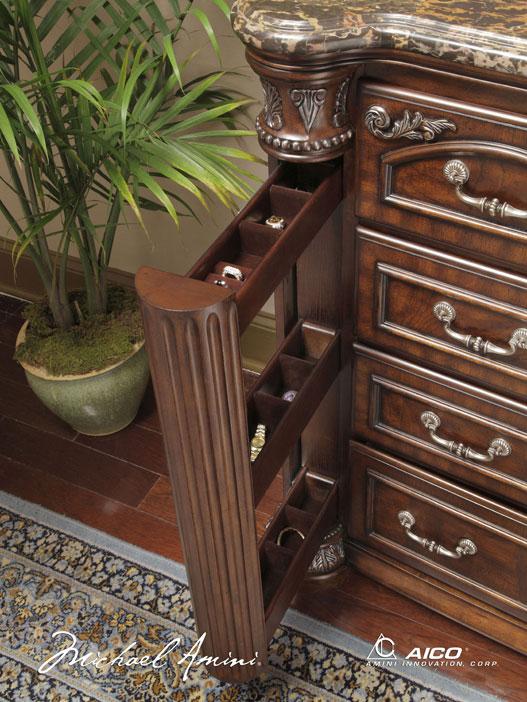 monte carlo bedroom set alf poster canopy ii dresser classic pecan